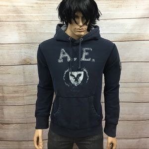 Men's American Eagle Prep Hoodie Sweatshirt XL